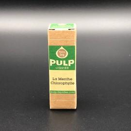 Pulp menthe chlorophyle