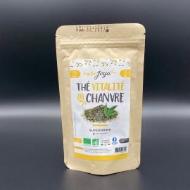 Thé vitalié au chanvre bio