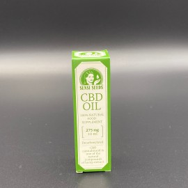 Sensi seeds CBD huile 10 ml - 2,75 %