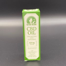 Sensi seeds CBD huile 30 ml - 2,75 %
