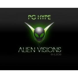 Alien visions PG Hype
